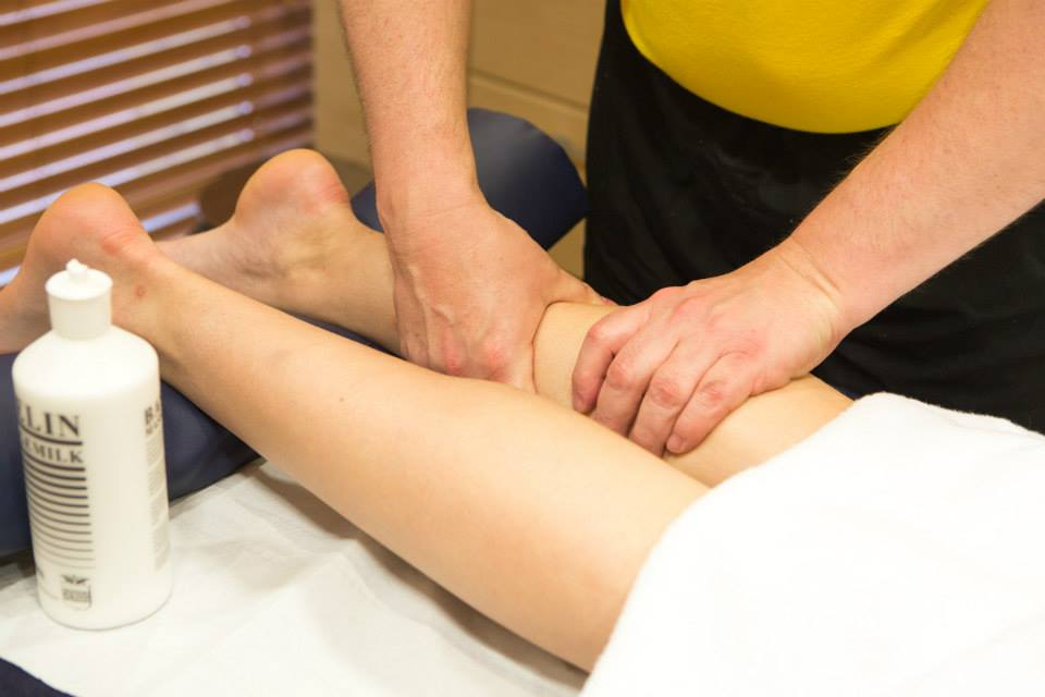 Niggles and Sports Massage