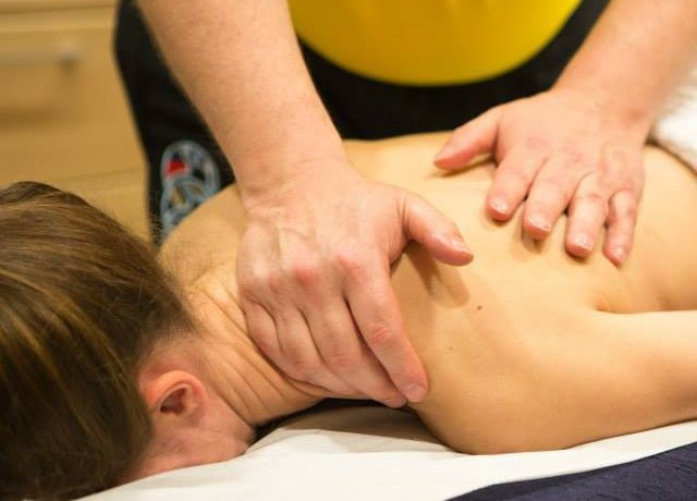 sports therapy osteopathy massage
