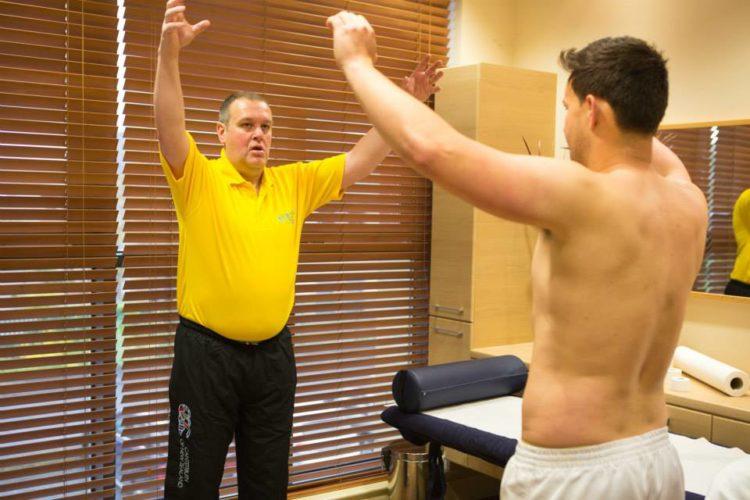 sports therapy osteopathy massage