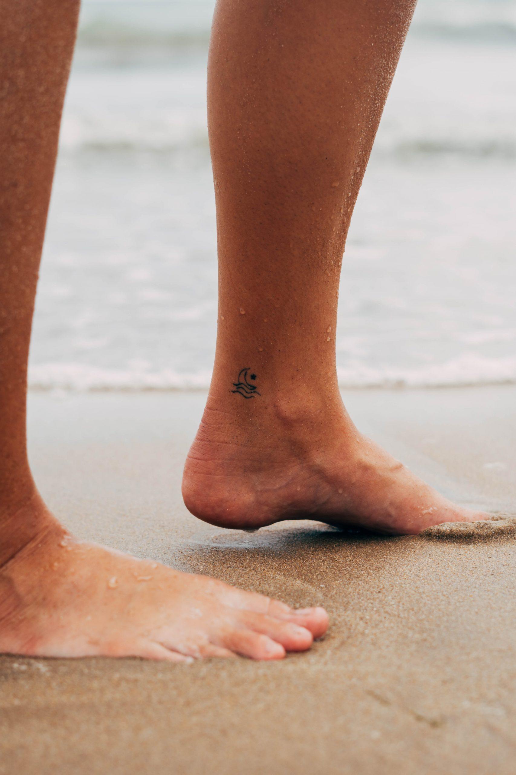 Never underestimate that Ankle Sprain!